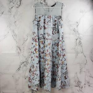 Mlle Gabrielle Butterfly Midi Dress